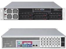 SUPER MICRO A+ SERVER AS-2041M-32R+B Four Six Core AMD Opteron 8000 Support