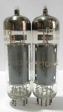 Pair Austria made Wiener 6GK6 tubes - Hickok TV7B tested @71, 71,  min:47