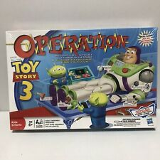 Toy Story 3 OPERATION Buzz Lightyear Game - Hasbro - NEW & SEALED!