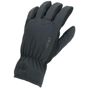 SealSkinz Waterproof All Weather Lightweight Gloves Black S M L XL XXL