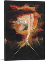 ARTCANVAS The Ancient of Days Canvas Art Print by William Blake