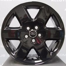 "GENUINE LAND ROVER DISCOVERY 4/3 HSE 19""INCH GLOSS BLACK ALLOY WHEELS X4"
