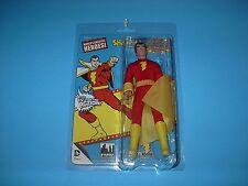DC COMICS SUPER POWERS WGSH SHAZAM CAPTAIN MARVEL MEGO 2014 FIGURES TOY COMPANY