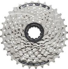 Shimano Cassetta CS-HG41 8-fach, bici, Argento 11-30 11-30