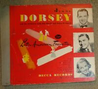 Jimmy Dorsey Orch 78 RPM Record Set DECCA A-427 Latin American Favorites