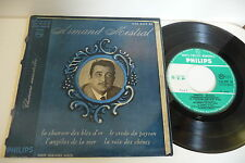 ARMAND MESTRAL 45T CHANSONS IMMORTELLES. PHILIPS FRANCE.