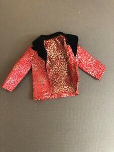 1977 A very deluxe Tux brocade Jacket for Superstar Ken doll Barbie boy friend