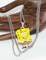 Yelling Spongebob Squarepants Necklace
