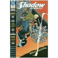 Shadow Strikes! Annual #1 in Near Mint condition. DC comics [*nq]