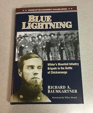 Blue Lightning  - Wilder's Mounted Infantry Brigade at Chickamauga