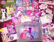 My Little Pony My Little Pony Portfolio Activity 22 Item Gift Set! Figures LOT
