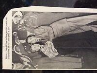 B1o  ephemera 1950s picture film star vera ellen at mocambo club