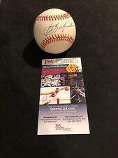 Carl Yastrzemski Single Signed Baseball JSA Certified AL Rawlings MINT! Red Sox