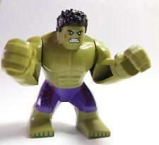 LEGO Figur HULK Figur aus Set 76041  Heroes, DC, Marvel, Avengers Bruce Banner