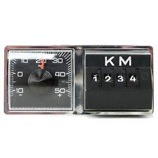 Mechanischer Kilometer Zähler Kilometermerker Kilometerzähler 1970 HR Art. 116