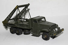 1950's Dinky Supertoy, #884 Brockway Bridge Layer Truck,  Nice Original, Lot #3