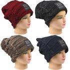 Winter Beanie Hat Unisex Men Women Knit Baggy Ski Slouchy Chic Knitted Cap Skull
