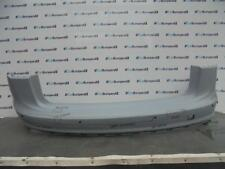 AUDI A6 ALLROAD REAR BUMPER 11 TO 15 WITH PDC HOLES GENUINE AUDI PART *E10