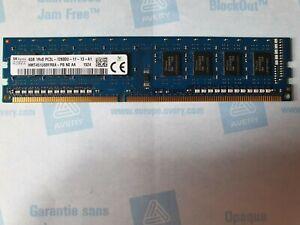 Hynix HMT451U6BFR8A-PB 4 GB DDR3 DIMM RAM Module