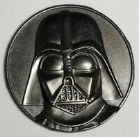 Star Wars Coin Darth Vader BRAND NEW - AUTHENTIC & RARE