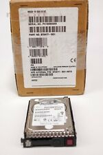 "HPE 872477-B21 872736-001 600GB 12G 10K SAS 2.5/"" ENT HDD SC DS NEW RETAIL F//S"