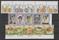 GB - Mint Never Hinged Group for Collection or Postage Face US$21.75 (15.88 Stg)