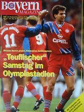 Programm 1994/95 FC Bayern München - Kaiserslautern