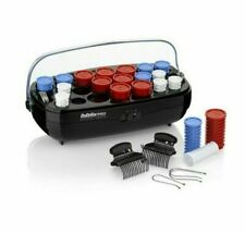 BABYLISS PRO 20 PIECE CERAMIC HEATED HAIR ROLLERS CURLERS SET Quick Dispatch