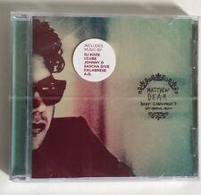 CD MATTHEW DEAR Body Language 7 music by DJ KOZE, entre autres Comme neuf dans leur emballage d'origine