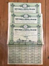 15 x DECO => Houillères de RIVE-DE-GIER for 1€ ?