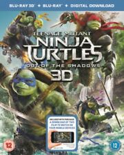Teenage Mutant Ninja Turtles: Out Of The Shadows 3D BLU RAY *NEW