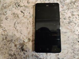 ZTE Grand X Max+ + Z987 - 16GB - Black (Cricket) Smartphone