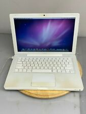 """Apple MacBook 1,1 A1181 Mid2006 Core Duo T2400 1.83GHz 13""""2GB RAM 320GB HDD READ"""