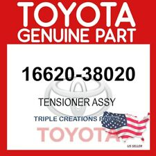 GENUINE Toyota 16620-38020 TENSIONER ASSY, V-RIBBED BELT 1662038020 OEM