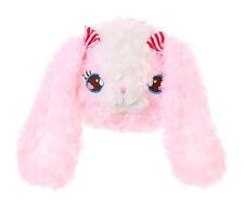 LB-210-1 Pink Long Ear Bunny Plush Pastel Goth Lolita Bag Kawaii Harajuk