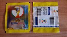 "Bustina figurine panini ""Korea/Japan 2002"" sigillata mai aperta"