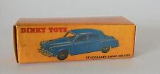 Repro Box Dinky Nr.172 Studebaker Land Cruiserblau und grün
