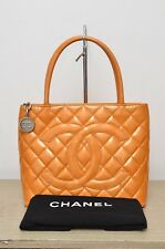 Chanel CC Medallion Handbag Patent Leather GentlyUsed Authentic + Dustbag Serial