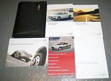 2017 Audi TT Roadster Owners Manual - Rare Set!!!