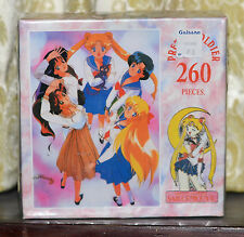 Sailor Moon R jigsaw puzzle 260 piece vintage