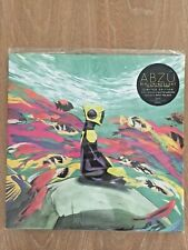 Abzu Soundtrack by Austin Wintory 2xLP Blue Vinyl Glow-in-the-Dark Cover Journey