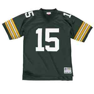 Mitchell & Ness Green Bay Packers Bart Starr 1969 Legacy Jersey, Green