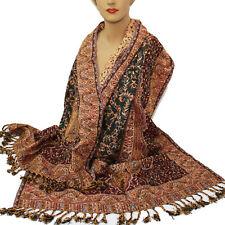 bufanda pañuelo mujer Classic Estilo Caliente Larga Oriente jamawar 200 x 70cm 4