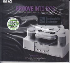 """""""Groove Into Bits Vol.2"""" STS Digital MW Coding Process Audiophile Remastered CD"""