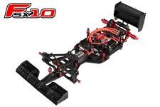 Team Corally FSX-10 Formel Chassis - Baukasten ohne Elektronik - C-00120