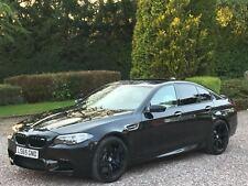 2015 BMW M5 DCT BLACK **FACELIFT LCI**HEADS UP DISPLAY**MASSIVE SPEC** M3 M4 M6