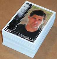 Lost Archives (Rittenhouse, 2010) ~ COMPLETE 72-CARD BASE SET