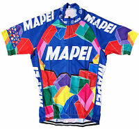 MAPEI RETRO VINTAGE CYCLING TEAM BIKE JERSEY