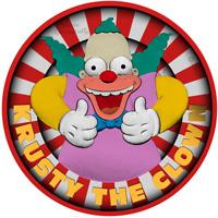 Tuvalu 2020 1$ - Krusty the Clown - Krusty Komedy Klassic 1 Oz Silbermünze