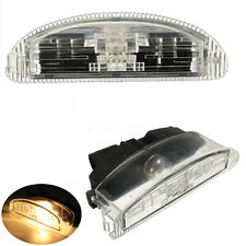 For Renault Clio 2 II Twingo 98-2005 Licence Number Plate Lamp Light 7700410754